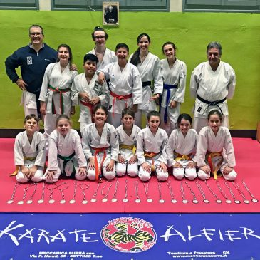 Ultimo incontro Kookan 2018 a Pianengo
