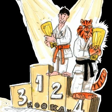 prima gara Kookan del 2019