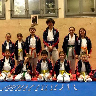 Risultati Campionato Kookan 2017