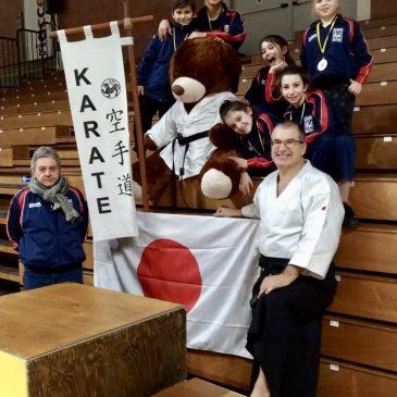 KA al Trofeo Yudanshakai di Casale Monferrato