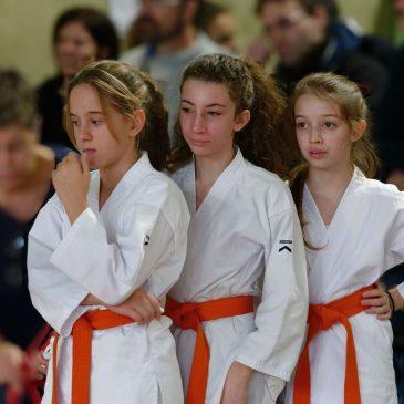 risultati incredibili per Karate Alfieri a Pianengo nel 4° incontro del circuito KOOKAN
