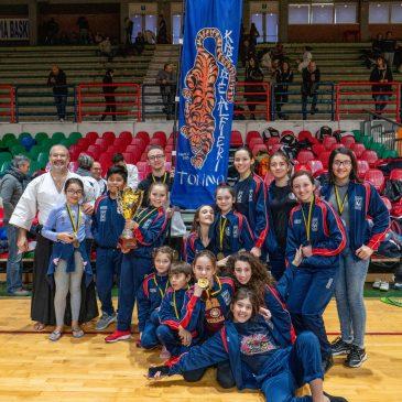 secondi classificati al 27° Trofeo Yudanshakai di Casale